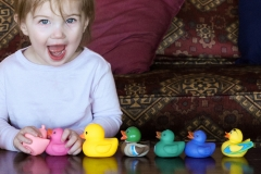 Getting Her Ducks In A Row