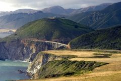 Approach To Bixby Bridge