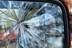 Patterns in Shattered Glass