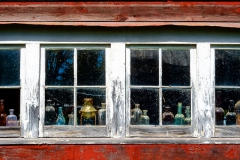 Windows and Bottles