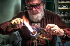 Molten Glass Art