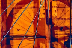 Spokes and Shadows
