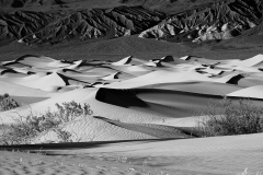 Death Valley Sand