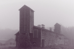 Barn With Towers