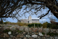 Abbey On Iona